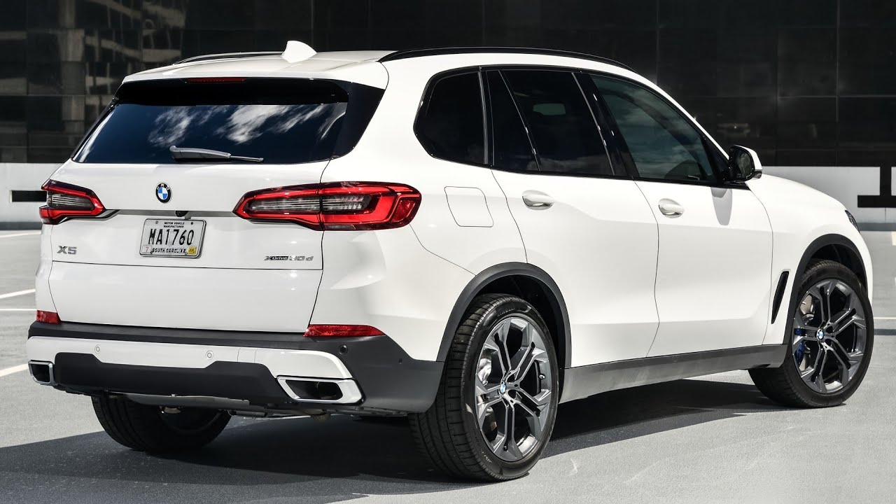 2020 bmw x5 - interior  exterior and drive    all-new bmw x5 2020