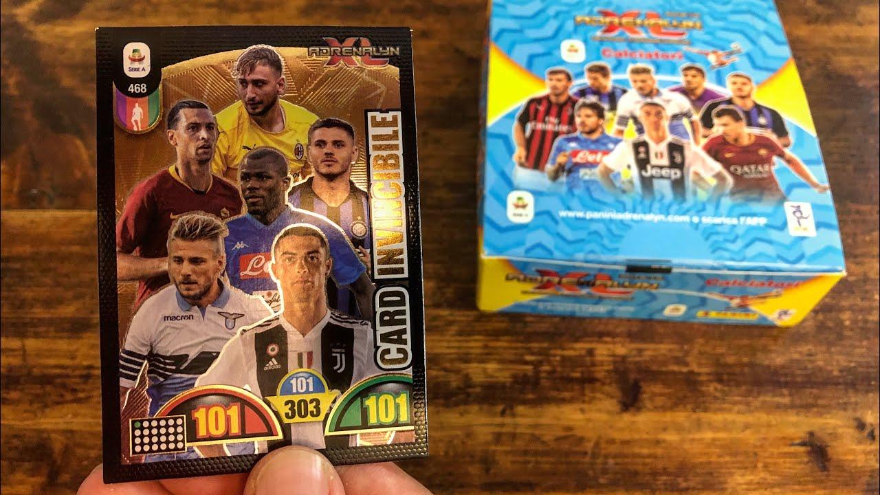 Amazon Carte Calciatori Adrenalyn 2019