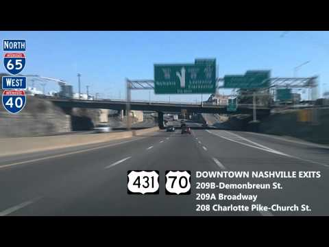 The Way North Part 2: Nashville Metro