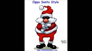 Oppa Santa Style Jingle Bells mix