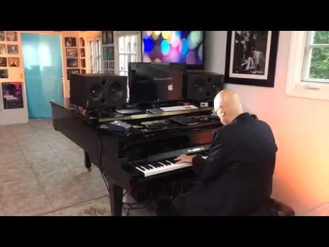 Mike Garson tribute to the David Bowie