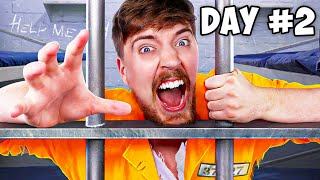 I Survived 50 Hours In A Maximum Security Prison