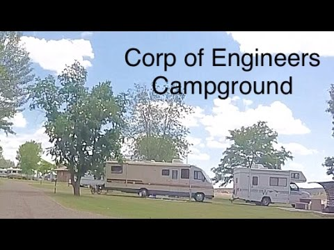 Corp Of Engineers Campground