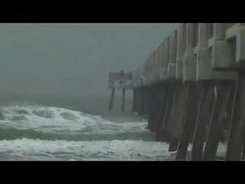Andrea- First Tropical depression 2007, Jacksonville , FL