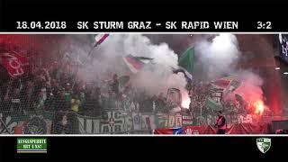 18.04.2018 Sturm Graz - SK Rapid