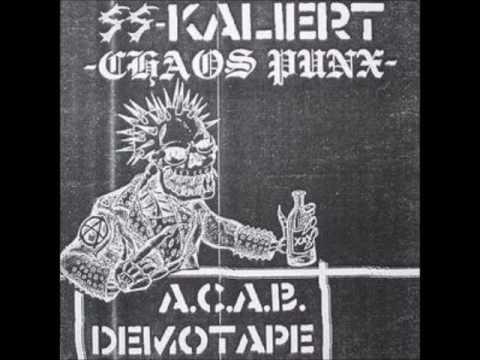 SS Kaliert  - A.C.A.B (Demo Tape)