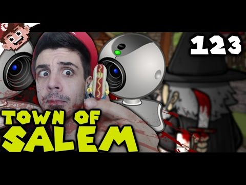 Wendy The Wiener Lover! (The Derp Crew: Town of Salem - Part 123)