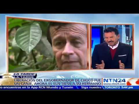 """""""Mucha de la base guerrillera de las FARC se está pasando al ELN"""": Experto Jhon Marulanda a NTN24"""