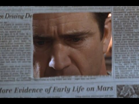 Conspiracy Theory (1997) - Newsletter scene [1080]