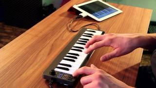 Mein iPad und Ich... #036 Midi-Keyboard