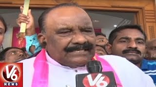 Former Home Minister Naini Narshimha Reddy Face To Face Over Telang...