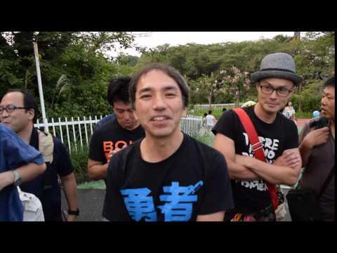 シザーチンPクランクイン&リターンイベント動画45