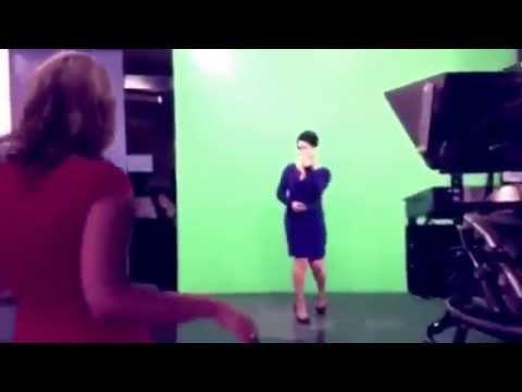 News crew dancing #futurehive
