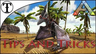 Fast Pteranodon Taming Guide :: ARK : Survival Evolved Tips and Tricks