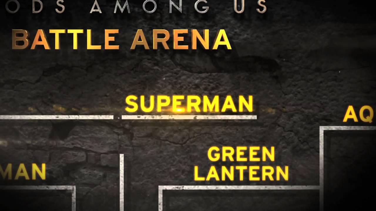 Injustice Battle Arena - LIVE FINALE Announcement