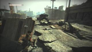 Terminator Salvation - PS3 / 360 / PC - 30 Minute Gameplay