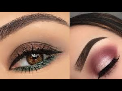 Beauty Tips For Every Girl Beautiful Eye Makeup Tutorial Compilation 2020 2