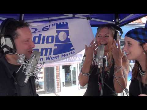 Elizabeth Shakti Kaloczi for Radio Verulam