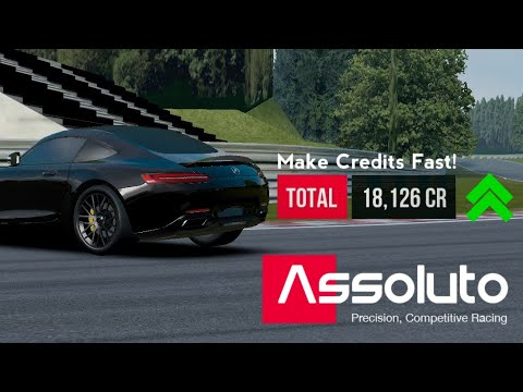 Top 3 Fastest Ways To Make Credits In Assoluto Racing