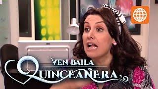 Ven baila quinceañera Lunes 08/02/2016 - 1/3 - Primera Temporada