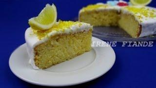 Влажный лимонный кекс.Рецепт вкусного лимонного кекса