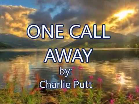 download one call away by charlie putt mp3 audio