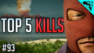 Top 5 Battlefield Hardline Plays of the Week! (Best Round Start, Car Jump, Hotwire C4) WBCW #93