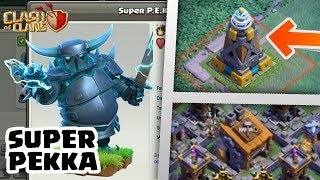 BULDER HALL 8 HUGE UPDATE! | Mega Tesla, Super PEKKA, Sneaky Archer Nerf! | Clash of Clans Update
