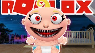 ROBLOX | The *Evil* Baby