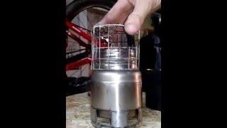 Печь щепочница из термоса(Как сделать печь щепочницу из китайского термосаю., 2016-01-19T16:29:38.000Z)