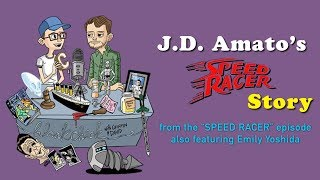 Blank Check with Griffin and David - J.D. Amato's Speed Racer Story