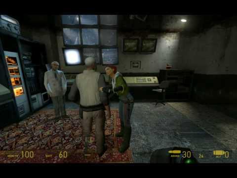 Half-Life 2: Episode Two - The Borealis - YouTube