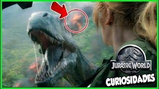 Curiosidades del Trailer de Jurassic World 2 El Reino Caído (Fallen Kingdom)