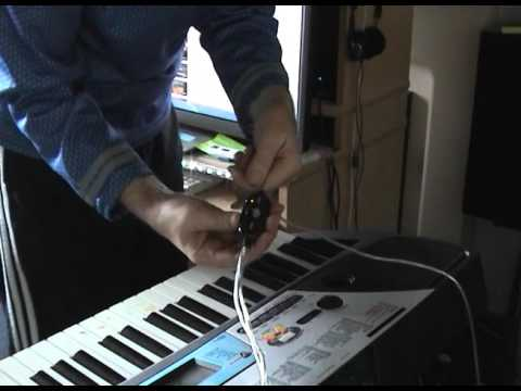 Connect Musical Keyboard to Computer and Play Midi