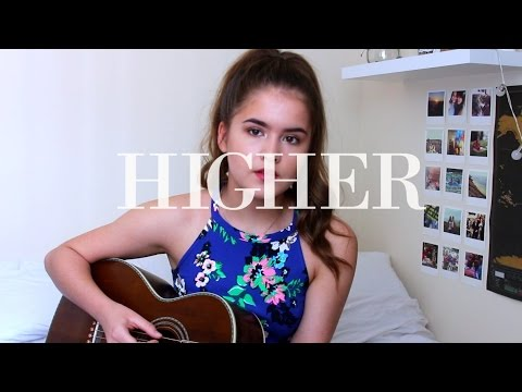 Higher - Rihanna / Cover by Jodie Mellor