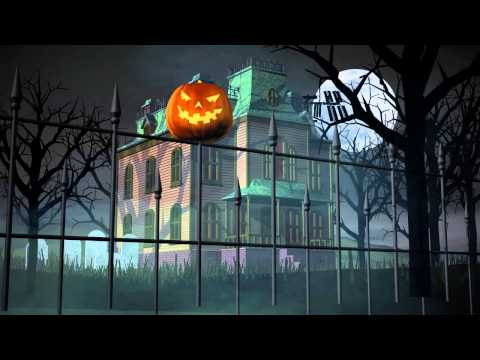 2014 NASA Halloween Animated Greetings