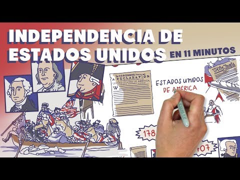 La Independencia de Estados Unidos en 11 minutos