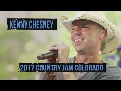 Kenny Chesney To Play 2017 Country Jam Colorado