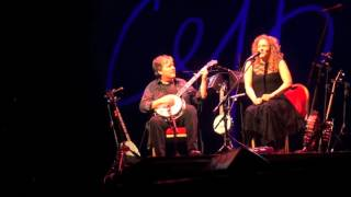 Béla Fleck & Abigail Washburn - Celtic Connections 2016