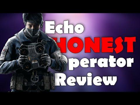 Echo HONEST Operator Review | Rainbow Six Siege