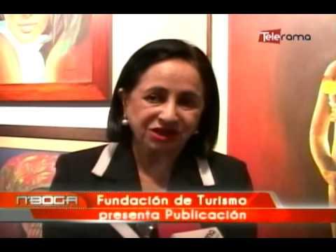Fundación de Turismo presenta publicación