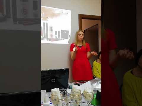 Про Essens Beauty на открытии офиса в г. Невинномысск. Татьяна Панасенко