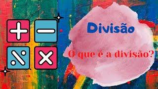 Divisão - O que é a divisão? - Matemática 1º ciclo - O Troll explica...