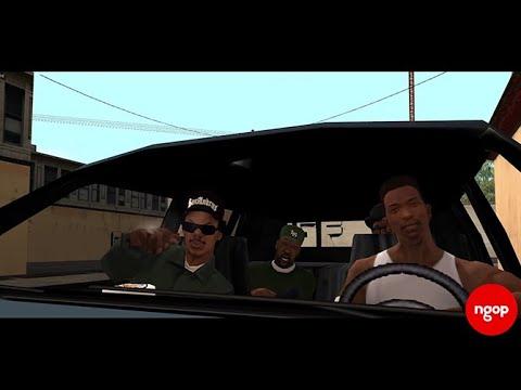 GTA San Andreas Shqip - Episodi 2   NGOP.TV