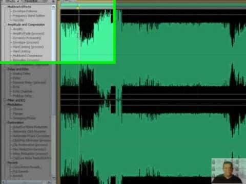 Adobe Audition 3,0 Edit in Edit View Tutorial