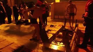 Крещенские купания в Йошкар Оле 2019