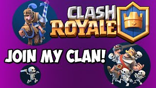 Baixar - Join My Clan Clash Royale Quick Look Grátis