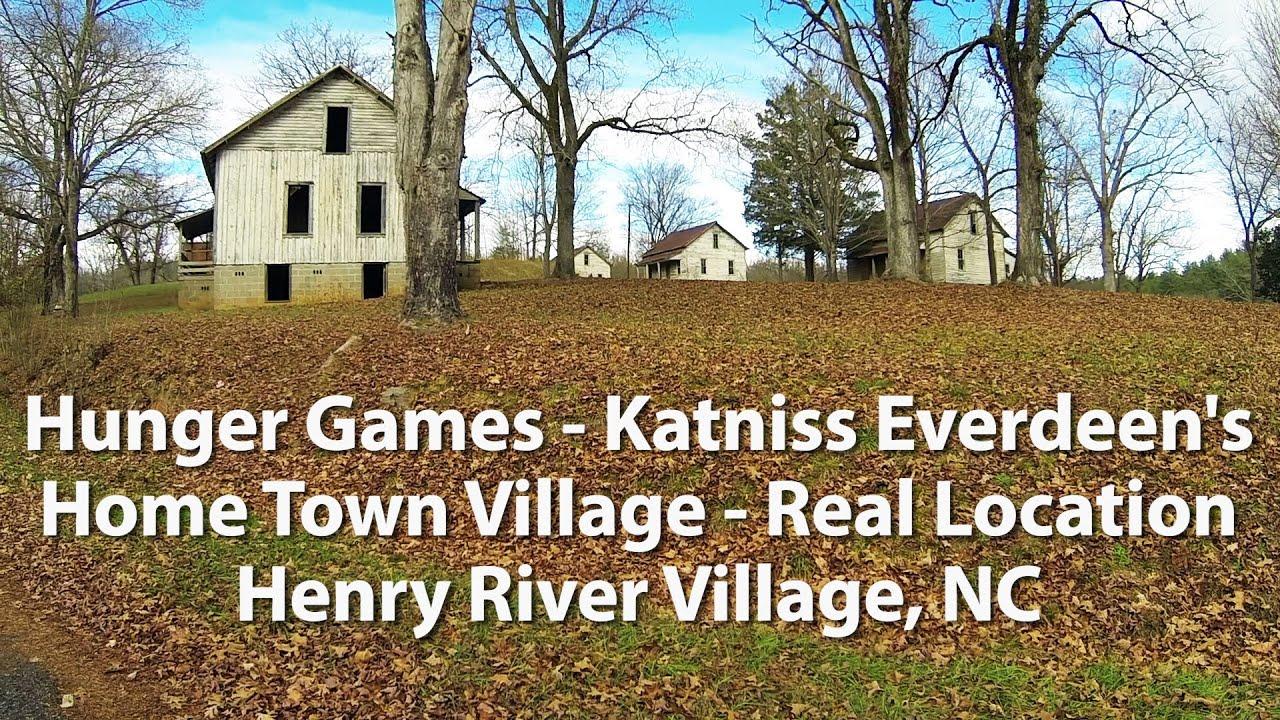 Hunger Games Katniss Everdeen S District 12 Village