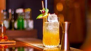 Cyprus Brandy Sour