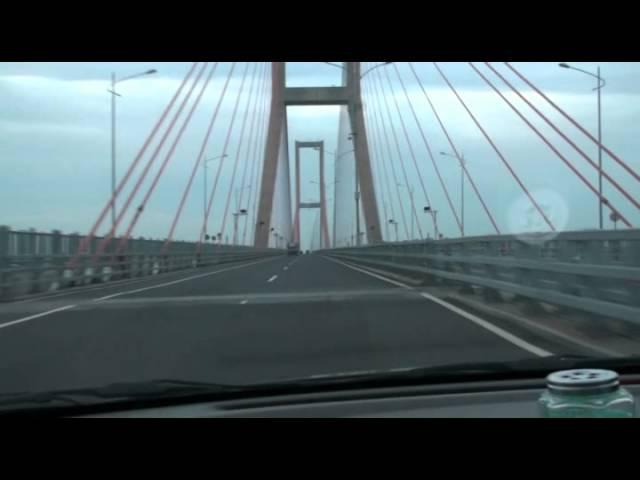 Suramadu Bridge Travel Video
